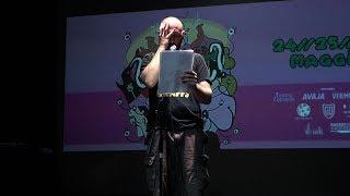 """Guido Celli """"M'HA DETTO RACHELE/XLIX-Un fulmine che scombina gli atlantici dei rincasi""""@Porn Fest CT"""