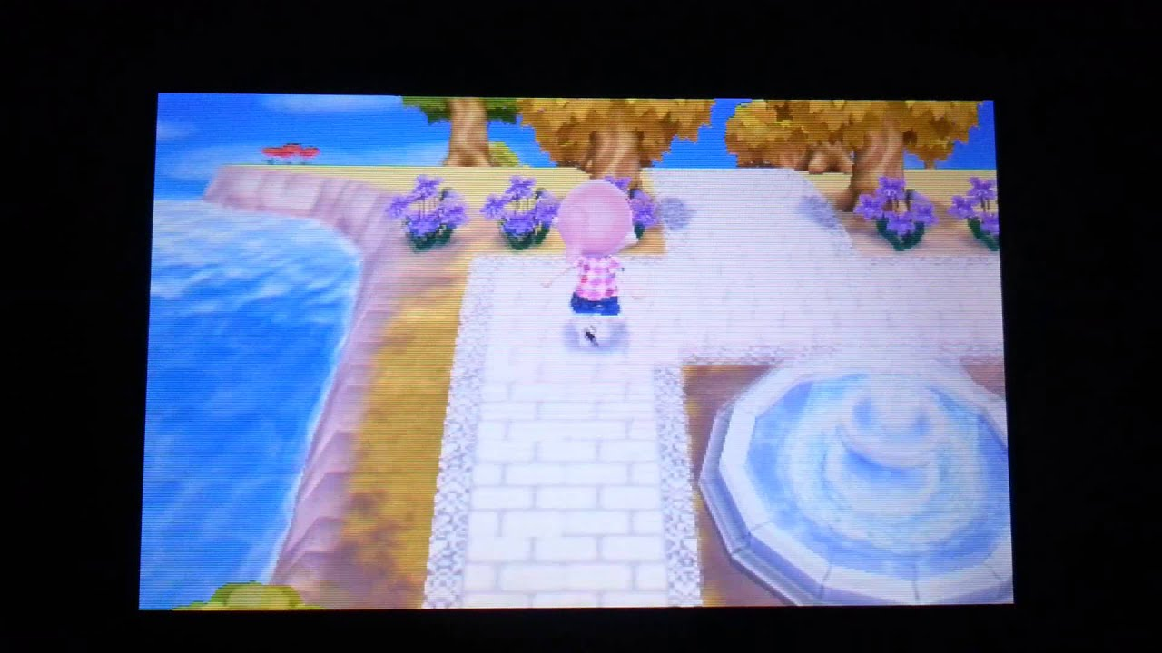 Animal crossing new leaf le salon d tente youtube - Animal crossing new leaf salon de detente ...