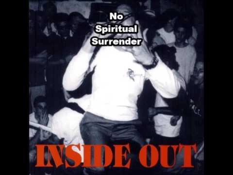 Inside Out - No Spiritual Surrender (full album/disco completo) lyrics/subtitulado