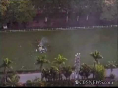 Brazilian TV  Helicopter Crash
