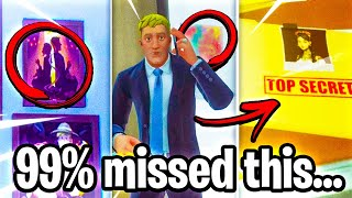 Fortnite Doomsday Event: 12 THINGS YOU MISSED  (Office Jonesy Explained)
