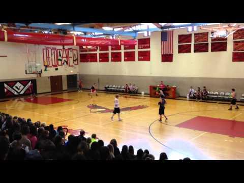 Kingman High school Doge Ball Championship 1