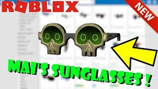 HOW TO GET MAI'S SUNGLASSES ON ROBLOX! (IMAGINATION 2018 EVENT)