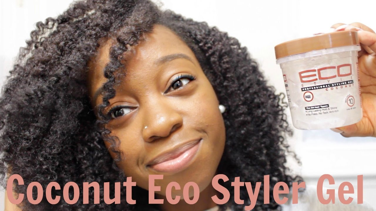 hair styles using eco styler gel twist out using coconut eco styler gel hair 9510