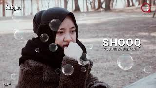 Shooq kerinduan   Nissa Sabyan Lirik Lagu Cover Download Mp3