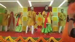 Holud dance sohag chad