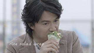アーティストの福山雅治さんが出演する、キユーピーハーフのTVCM! ニュ...