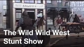 The Wild Wild West Stunt Show - Universal Studios Hollywood