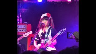 BAND-MAID live in Paris-Miku`s magic spell time