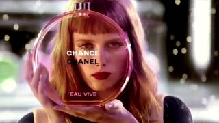 Реклама Шанель Шанс о Вив -