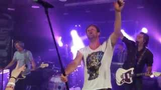 Switchfoot - Let It Out - Basel, Switzerland