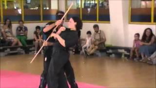 Taramanni Kung Fu School - Saggio 2013 M° R Taramanni   bastone thumbnail