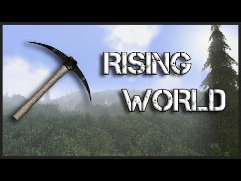 Rising World [0.7.2] (Staffel 2) #045 – Schlafzimmer Einrichtung ...