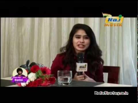 VJ / Anchor Hashini | Funny chat with Actor Daniel Annie Pope | Raj Musix Tamil