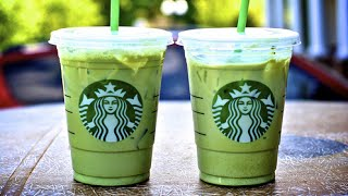 Starbucks Green Tea Latte Recipe Dupe -