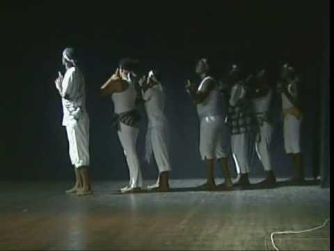 Naks Wan Rutu Tapu Kromanti winti dance part2
