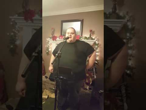 Sound of Silence Cover - Disturbed Version using the Singtrix karaoke system