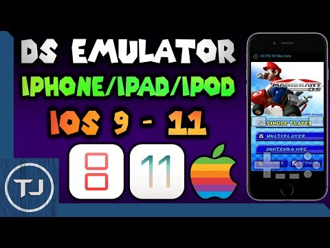 The Best DS Emulator For iOS 11 iPhone/iPad! (iNDS) | iPhone