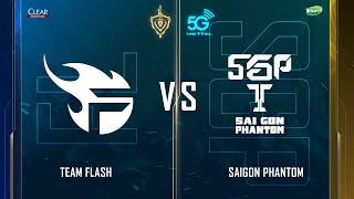 Team Flash vs Saigon Phantom [Vòng 1 - 21.02] - Viettel 5G Đấu Trường Danh Vọng Mùa Xuân 2020