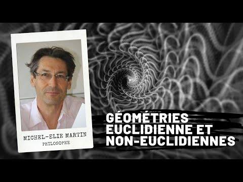 Géométries euclidienne et non-euclidiennes - Michel-Elie Martin