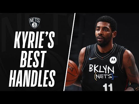Best of Kyrie Irving's CRAFTY Handles From The Season So Far!