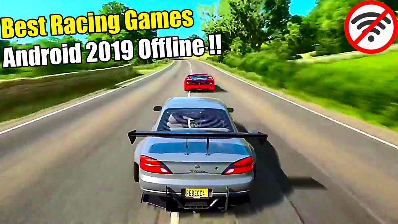 10 Game Android Racing Offline Terbaik I Best Racing Games