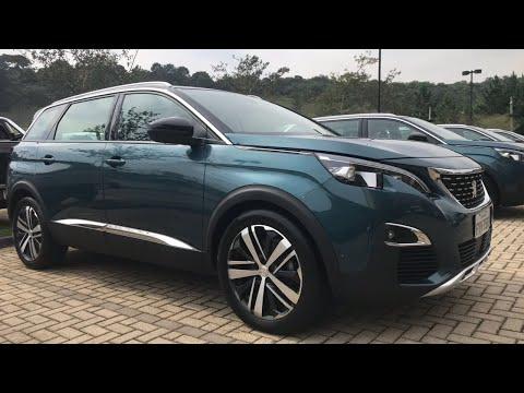 Peugeot 5008 Griffe Pack 2019 - Lançamento/ Vrum Brasília