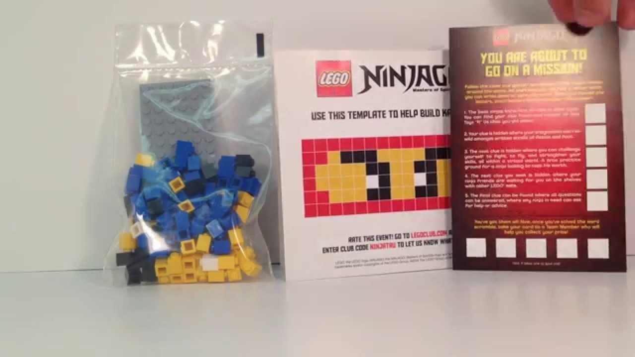 lego ninjago event toys r us