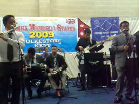 Instrumental Of Nepali Song 'Gairi Khetko' By U N Us Band