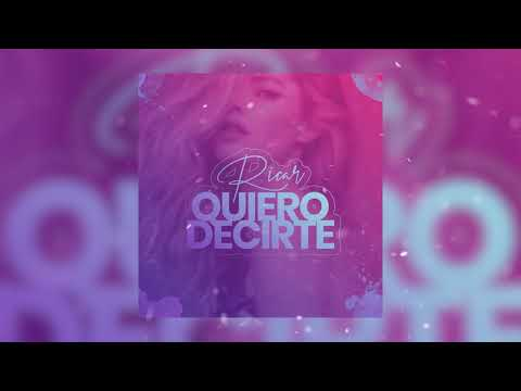 Ricar | Quiero Decirte (Prod. El Quimiko)