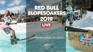 Red Bull SlopeSoakers 2019 | LIVE from Copper Mountain, Colorado