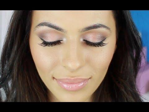pretty-peach-makeup-tutorial-|-natural-makeup-tutorial-|-teni-panosian
