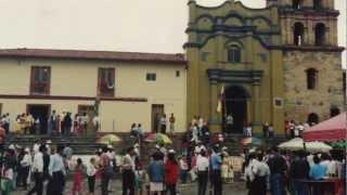 Guavatá Histórica y Religiosa  Santo Cristo y San Isidro Patrimonio Cultural