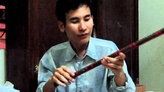 Hướng dẫn dán màng rung sáo Trung Quốc