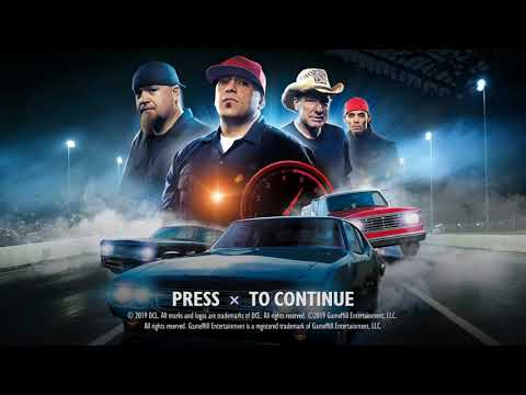 Street Outlaws The List Gameplay (PC Game).