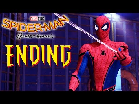 Spider-man Homecoming Ending - Main Story (The Amazing Spider-man 2 PC MOD)