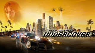 Need For Speed Undercover Трейлер