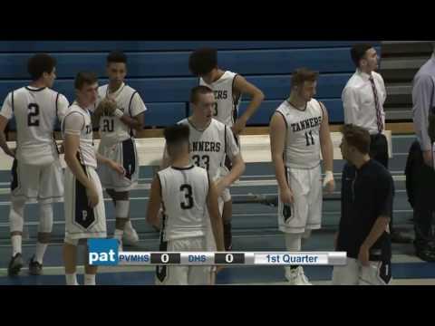 Boys Basketball vs Danvers: Dec 19th