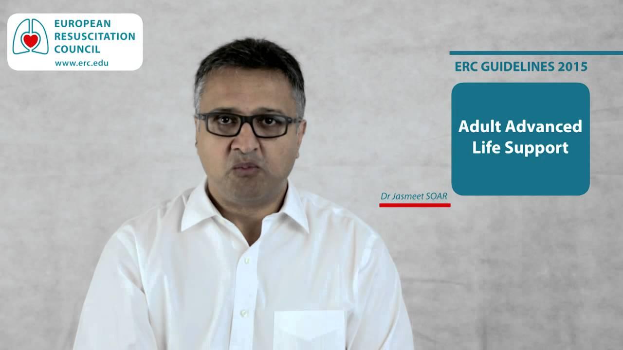 European Resuscitation Council Guidelines for Resuscitation