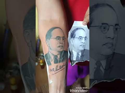 baba saheb tattoo ambedkar tattoo b r ambedkar tattoos tattoo tattoos tattoo on forearm  