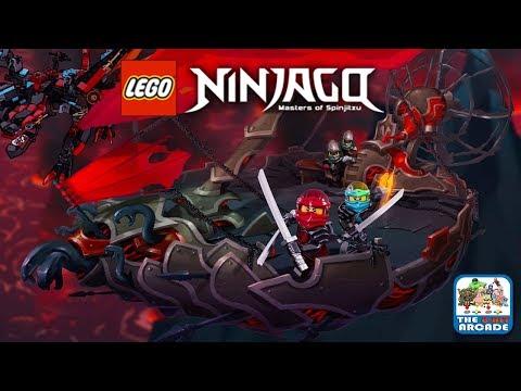Lego Ninjago: Wu-Cru – All Time Blades Recovered but Where's Master Wu (LEGO Games)