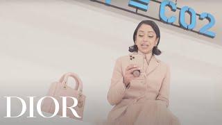 Liza Koshy takes a Feminist Quiz at the Dior Autumn-Winter 2020-2021 show