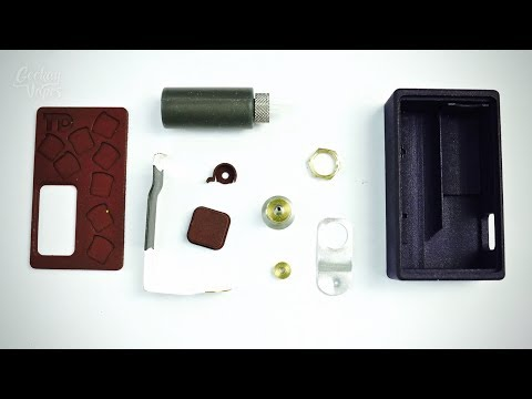 Toaster Design 20700 Squonker (DIY Squonk Mod Part 4)