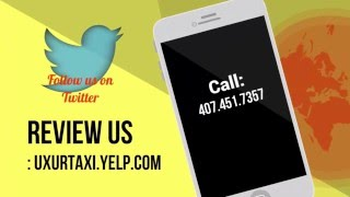 Reserve Your Taxi Days Ahead Taxi Orlando