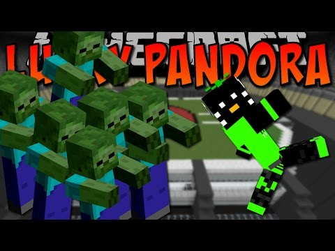 ZOMBIE APOKALYPSE - Minecraft LUCKY PANDORA [Deutsch]
