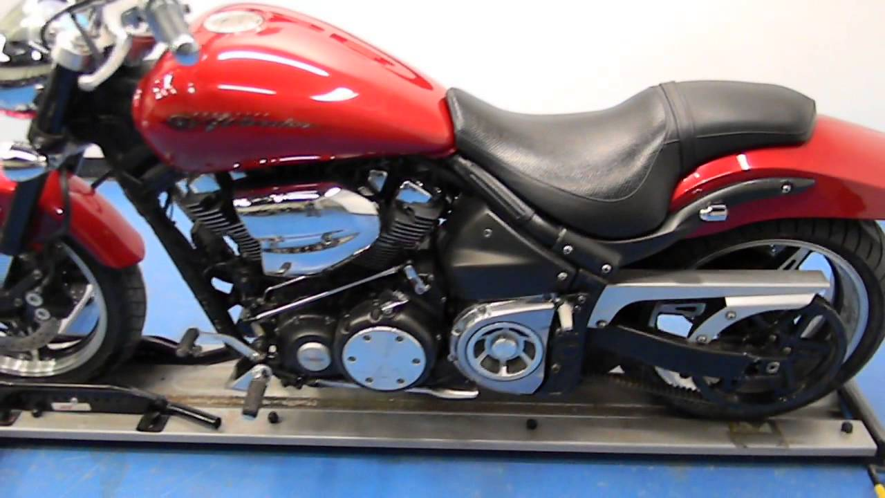 2002 yamaha xv17 warrior red used motorcycle for sale. Black Bedroom Furniture Sets. Home Design Ideas
