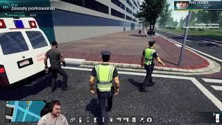 Dwóch policjantów to nie jeden! - Police Simulator: Patrol Duty / 22.06.2019 (#3)