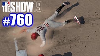 2032'S ALMOST OVER! | MLB The Show 19 | Road to the Show #760