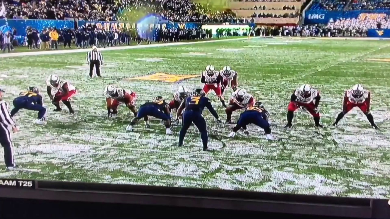 Oklahoma vs West Virginia 2016 Highlights - YouTube