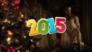 Новогоднее Поздравление 2015 (Чёртов перевод) chuVaki